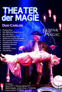 Kaspar Magic Show