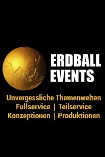 Erdball Events in der Kategorie Eventagenturen
